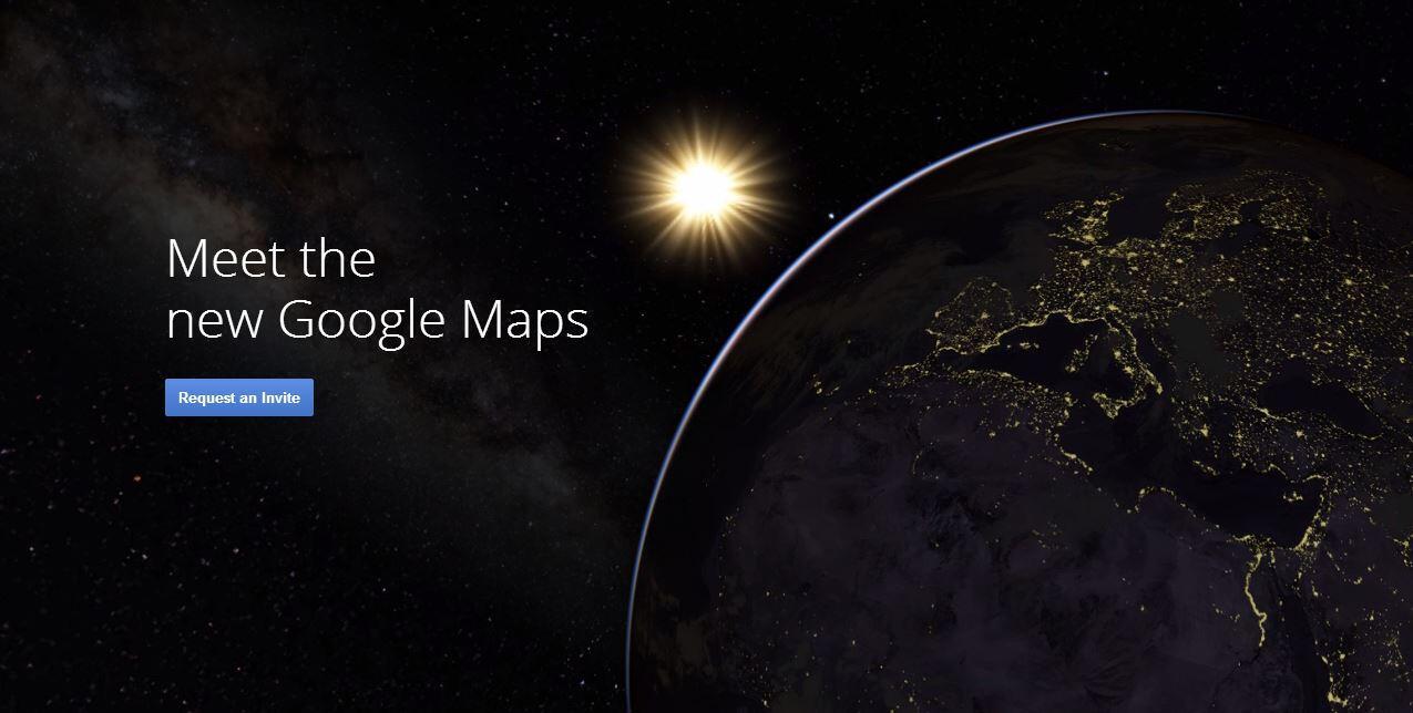 dienste Google Maps
