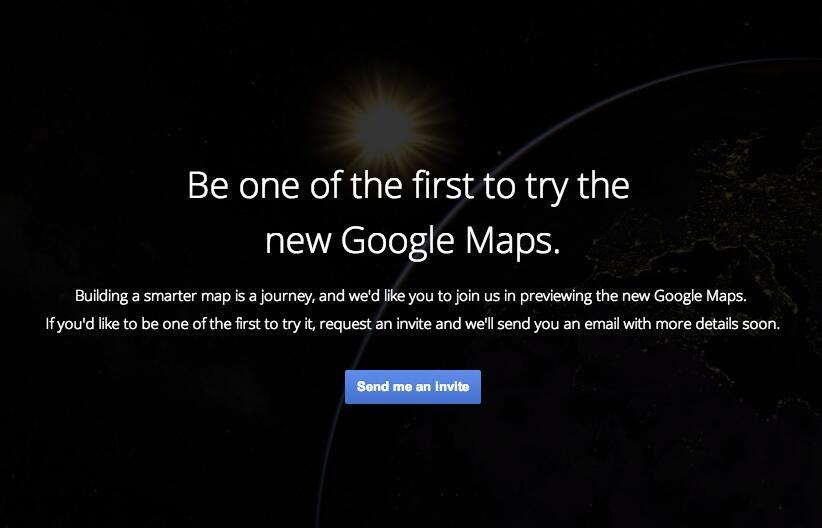 Google i/o Leak Maps