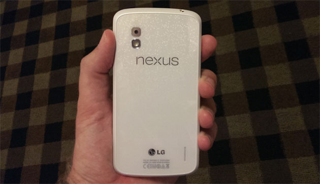 Android Google Jelly Bean nexus