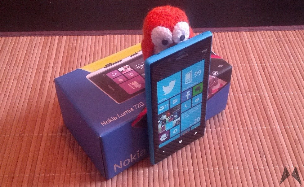 erster eindruck Lumia Lumia 720 microsoft Nokia Windows Phone