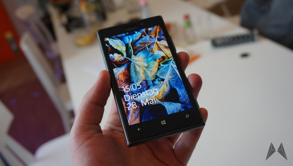1 lumia 925 Nokia review test Windows Phone