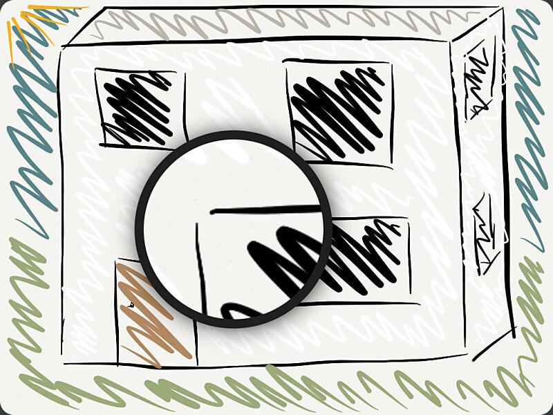 app Apple fiftythree iOS iPad paper zeichnen