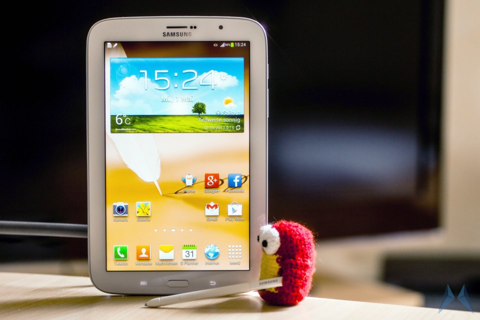 Android deal note Samsung