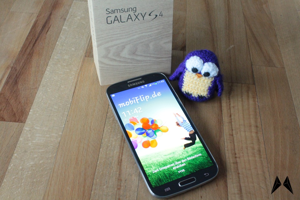 1 Android Galaxy S4 review Samsung sgs4 test Testbericht