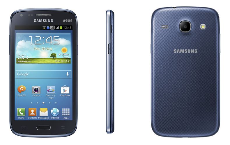 Android galaxy core Samsung Smartphone