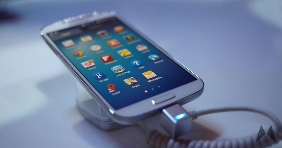 active Android Galaxy S4 Kamera Samsung zoom