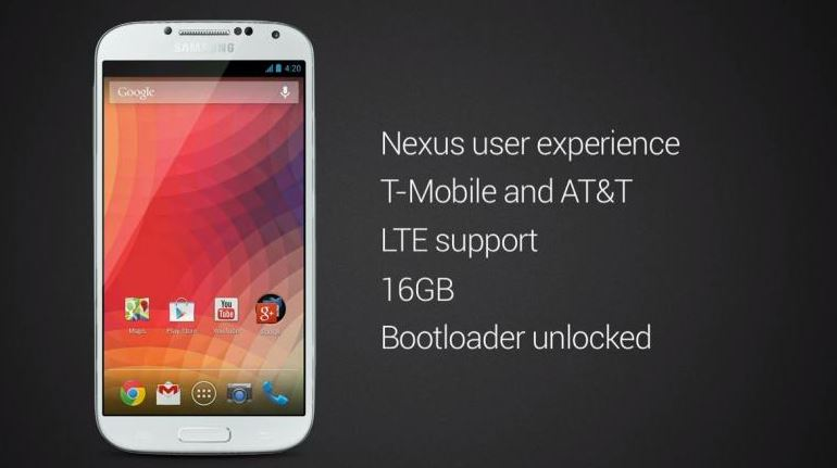 Android galaxy Google nexus Samsung