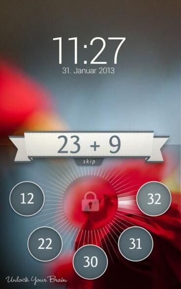 Android app lockscreen System Tool