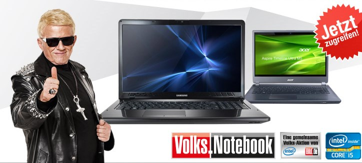 Acer Notebook Samsung volks
