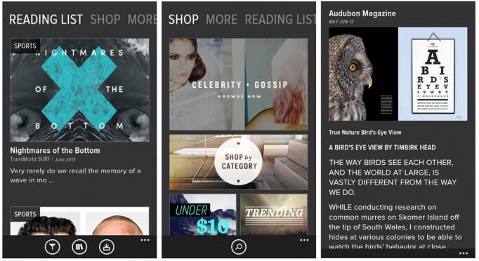 app magazin microsoft Nachrichten News Nokia Windows Phone zeitungskiosk