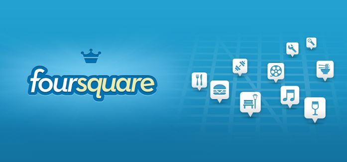 Android foursquare tablet Update