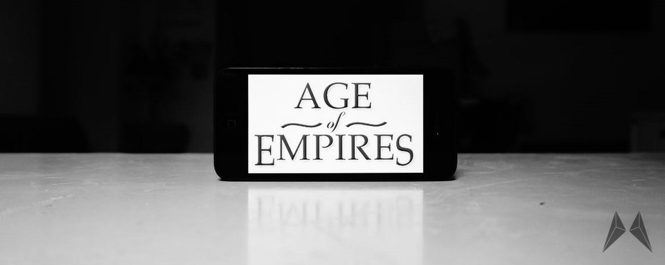 age of empires Android iOS microsoft