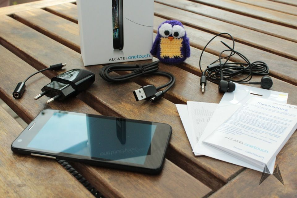 1 Alcatel Android ONE TOUCH Idol Ultra Testbericht
