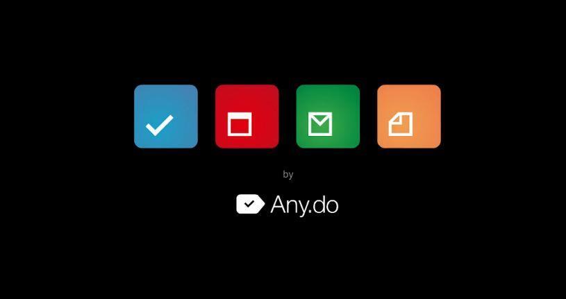 Android any.do app iOS Kalender mail Notizen todo