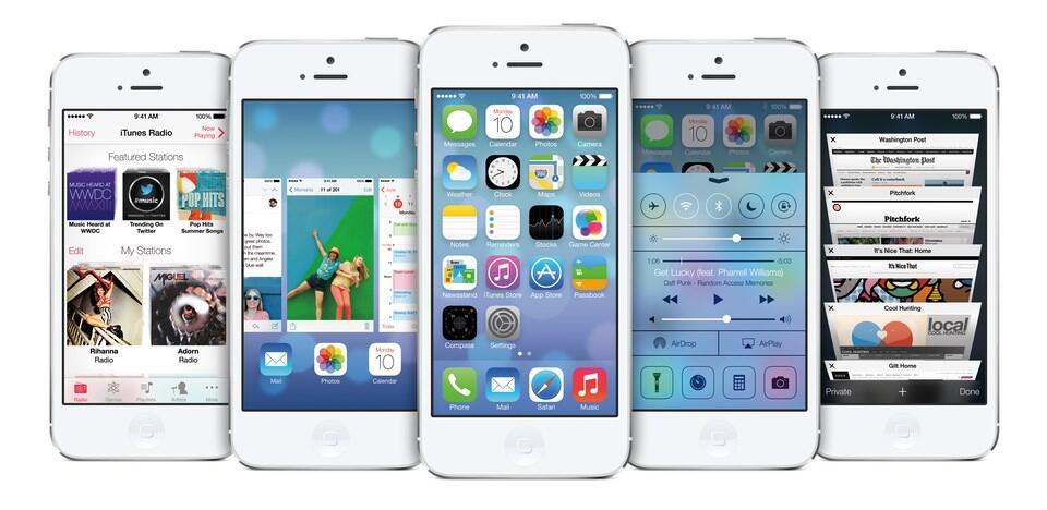 7 Apple iOS Update