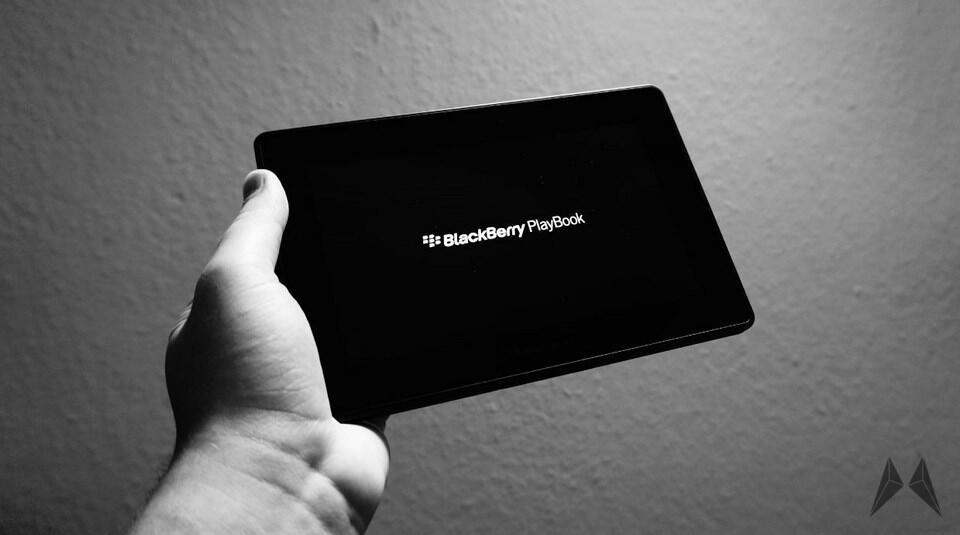 10% blackberry playbook Update