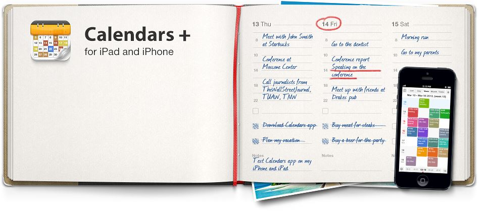 Apple Google iOS iPad iphone Kalender