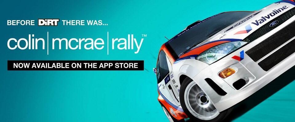 app store Apple colin mcrae rally iOS iPad iphone