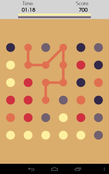 Android dot fun Game