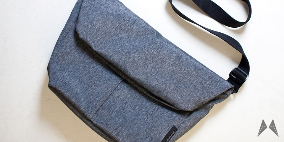 laptop Messenger review tasche test