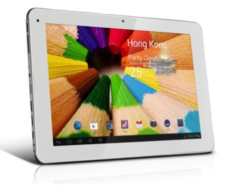 Android iconbit tablet
