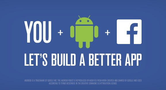 Android beta facebook Google test
