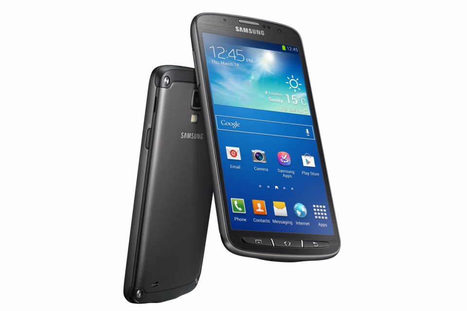 active Android Galaxy S4 Samsung