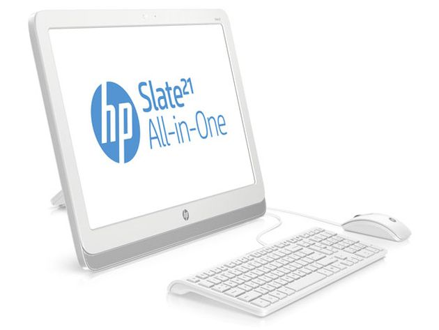 Android HP pc Slate tablet