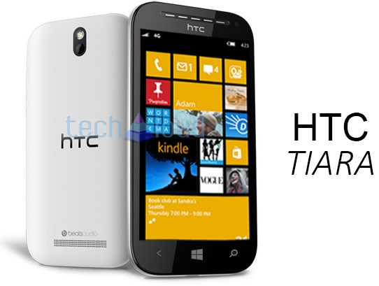HTC Leak Windows Phone