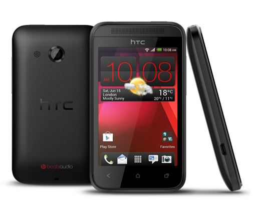 200 Android Desire HTC