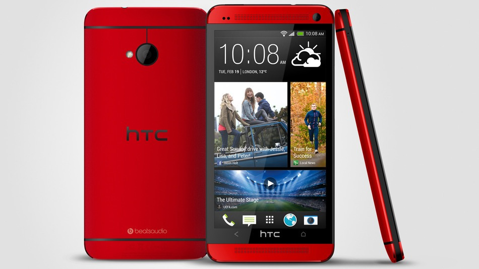 Android HTC one rot