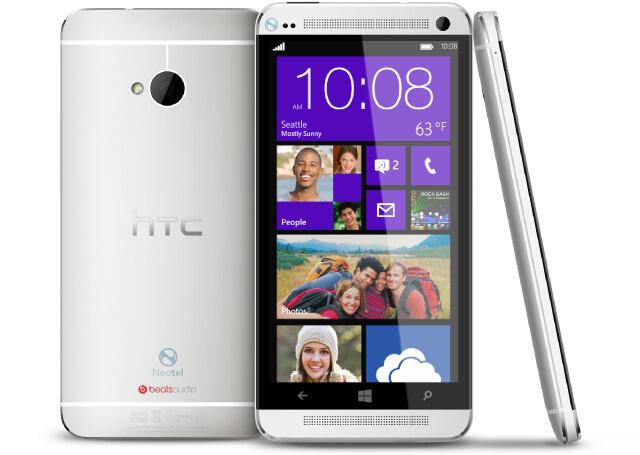 HTC microsoft one Windows Phone
