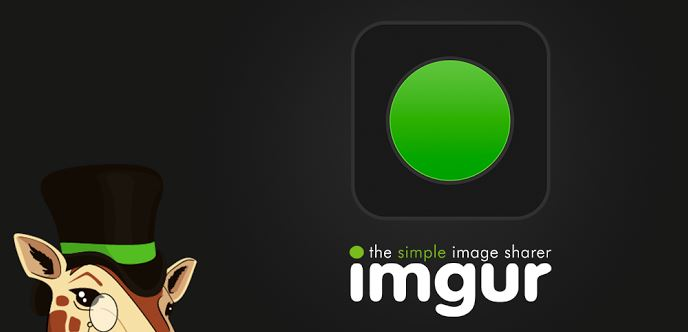 Android app Imgur offiziell