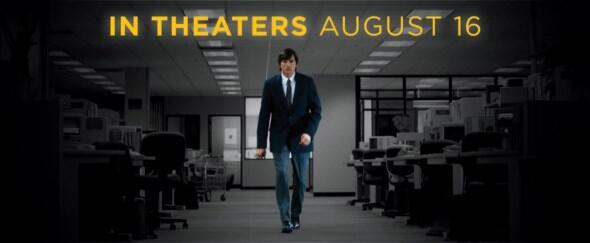Apple Jobs Kino trailer