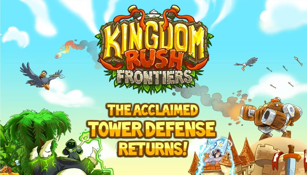 Apple Game of the Month games gratis ign iOS kingdom rush Kostenlos tower defense