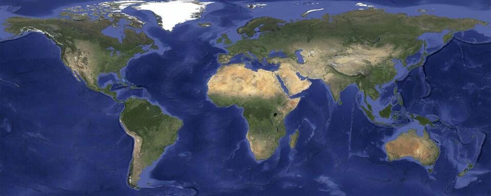 anroid earth Google Maps