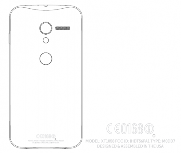 Android Moto X Motorola Smartphone Stock x phone XFON