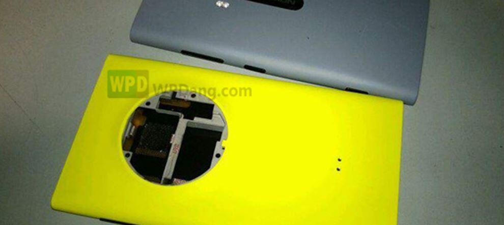 EOS Kamera Nokia Windows Phone