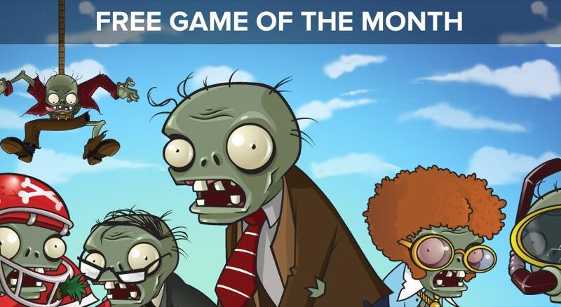 games iOS Kostenlos plants vs zombies popcap popcap games promo Spiele