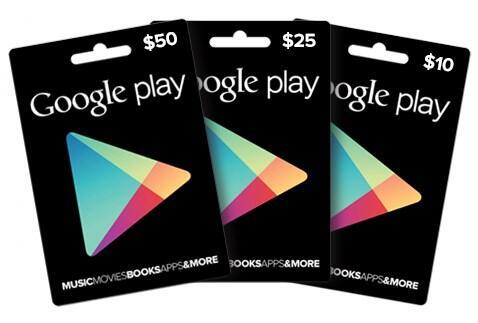 1 Android deutschland Google guthaben play