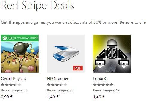 app deals Software Windows Phone