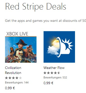 Apps deal games Windows Phone
