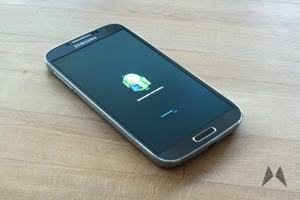 Android Firmware Samsung Update