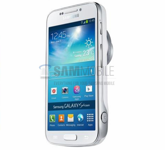 Android galaxy Galaxy S4 Zoom Kamera Samsung