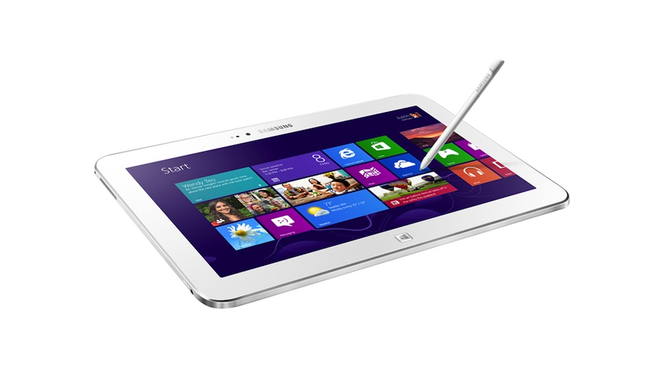 ativ tab Samsung tablet Windows