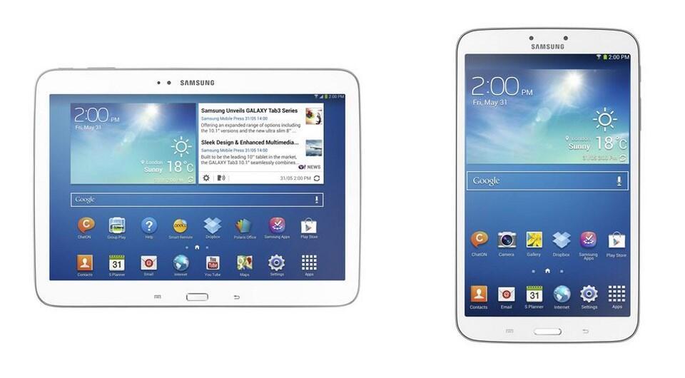 Android galaxy Samsung tab