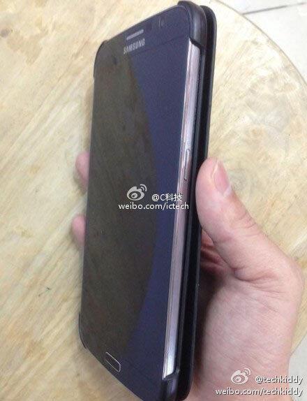 Android Gerücht Leak note note 3 Samsung
