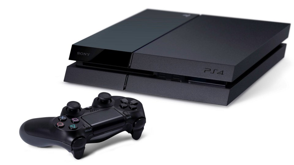 Playstation 4 ps4 Sony