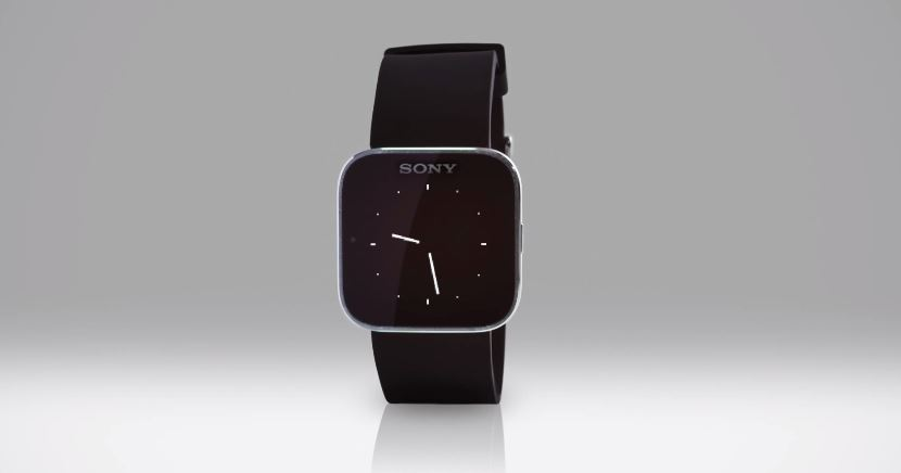 Android smartwatch Sony Uhr