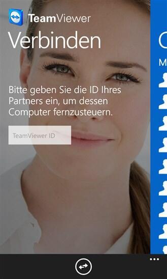 teamviewer Windows Phone windows phone 8 wp8